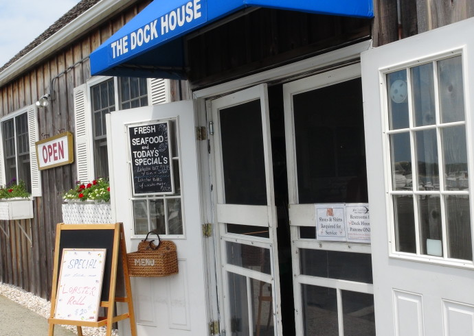 Take The Family To The Dock House In Sag Harbor For The Freshest