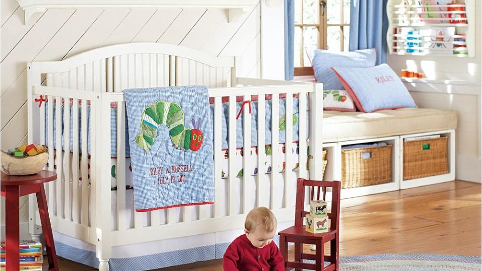 Kdh Baby Design Find Check Out The New Very Hungry Caterpillar Collection At Pottery Barn Kids So Cute