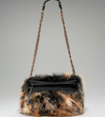 9d9431af5b ... Prada Napa Antik   Eco Pelliccia Faux Fur Chain Bag  1365 Henry  Beguelin Fur Flap Crossbody Bag  1190 Henry Beguelin Fox-Detailed Tote   1520 Lanvin ...