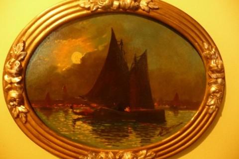 JS Sail Boat