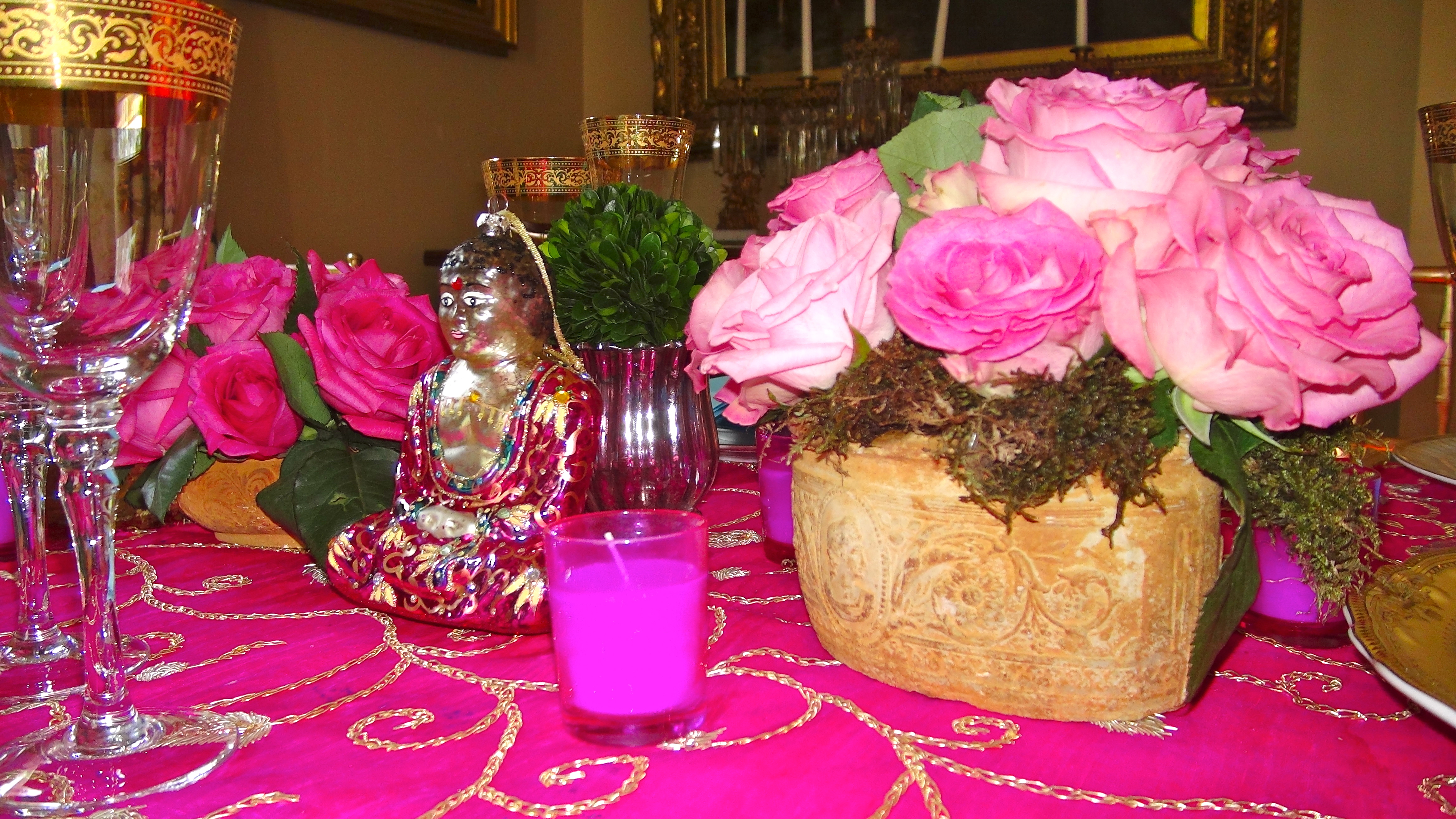 KDH Hosts An Exotic Indian Dinner: See Pix & How-To Party Tips For ...