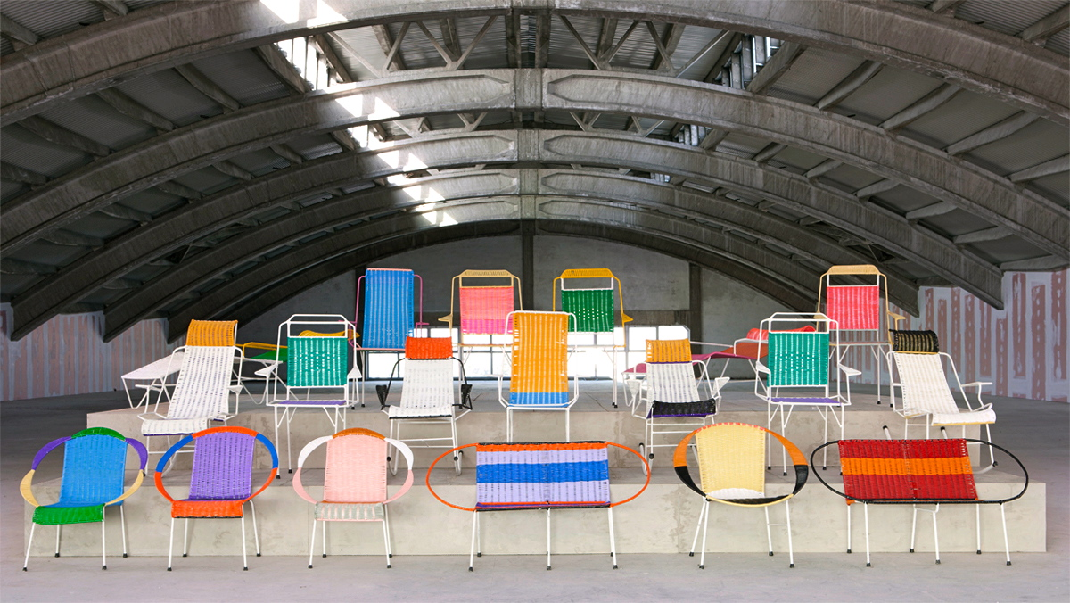Delightful Italian Design House And Fashion Favorite Marni Are Extending Their  Charming, Colorful Aesthetic Into The World Of Furniture Design.