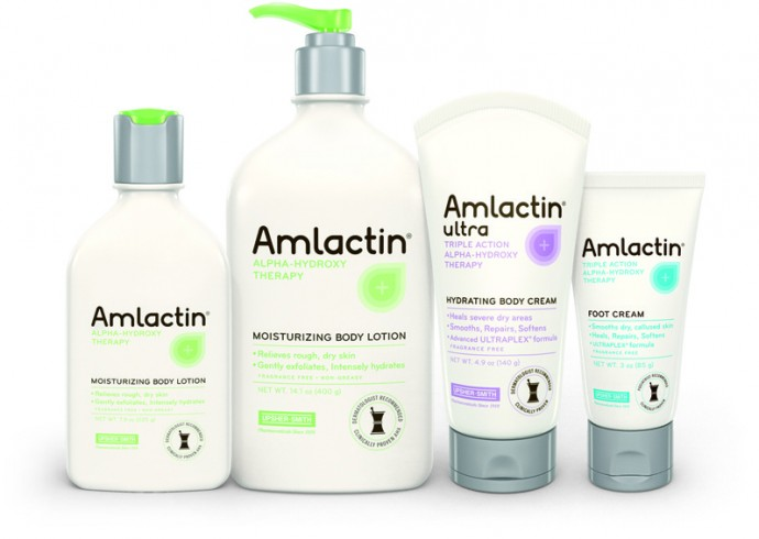 Skin Saving Scoop: Amlactin Makes A Big Beauty Splash With