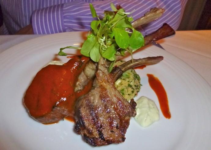 Great new greek restaurant nammos estiatorio in for Ammos authentic greek cuisine