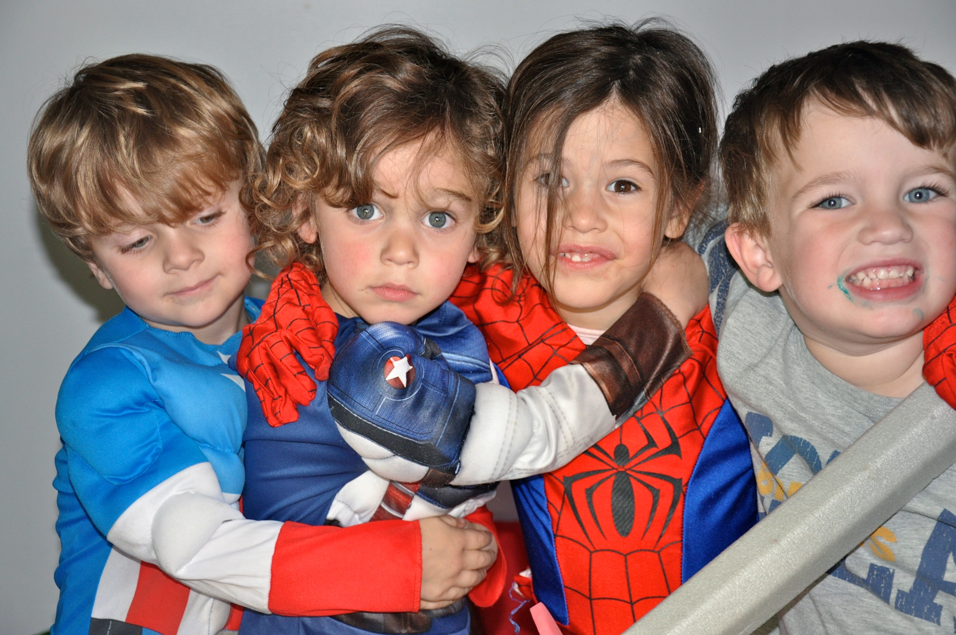 How To Plan A Superhero Halloween Party For Kids! - KDHamptons