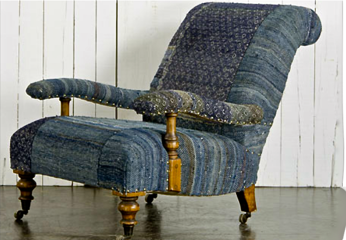 Ralph Lauren Home Lounging Chair; $3,559