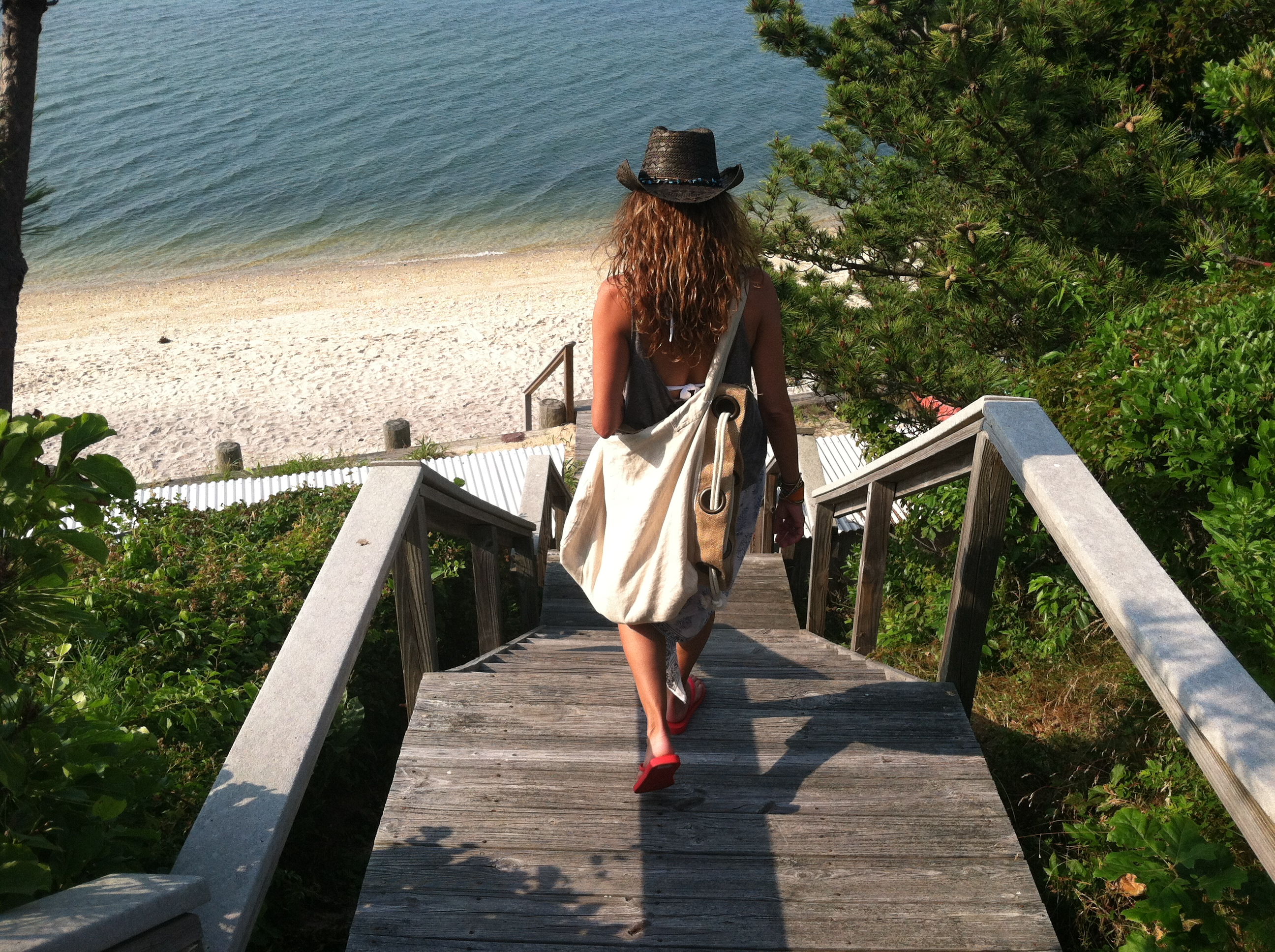 Sunset Seafood Salsa Dancing At The Beach Hut In Hampton Bays