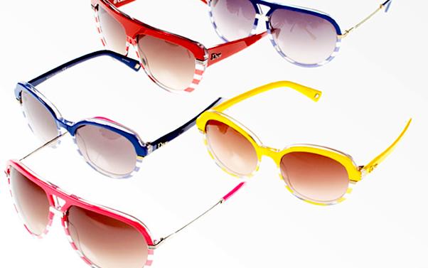 1d53622264ec KDH Fashion Find  Christian Dior s Croisette Striped Sunnies!! SHARE.  J Adore Dior~ Sunnies! Inspired by René Gruau