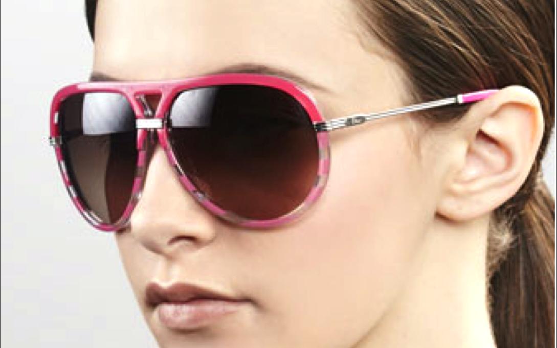 0a3f29971410 KDH Fashion Find  Christian Dior s Croisette Striped Sunnies ...