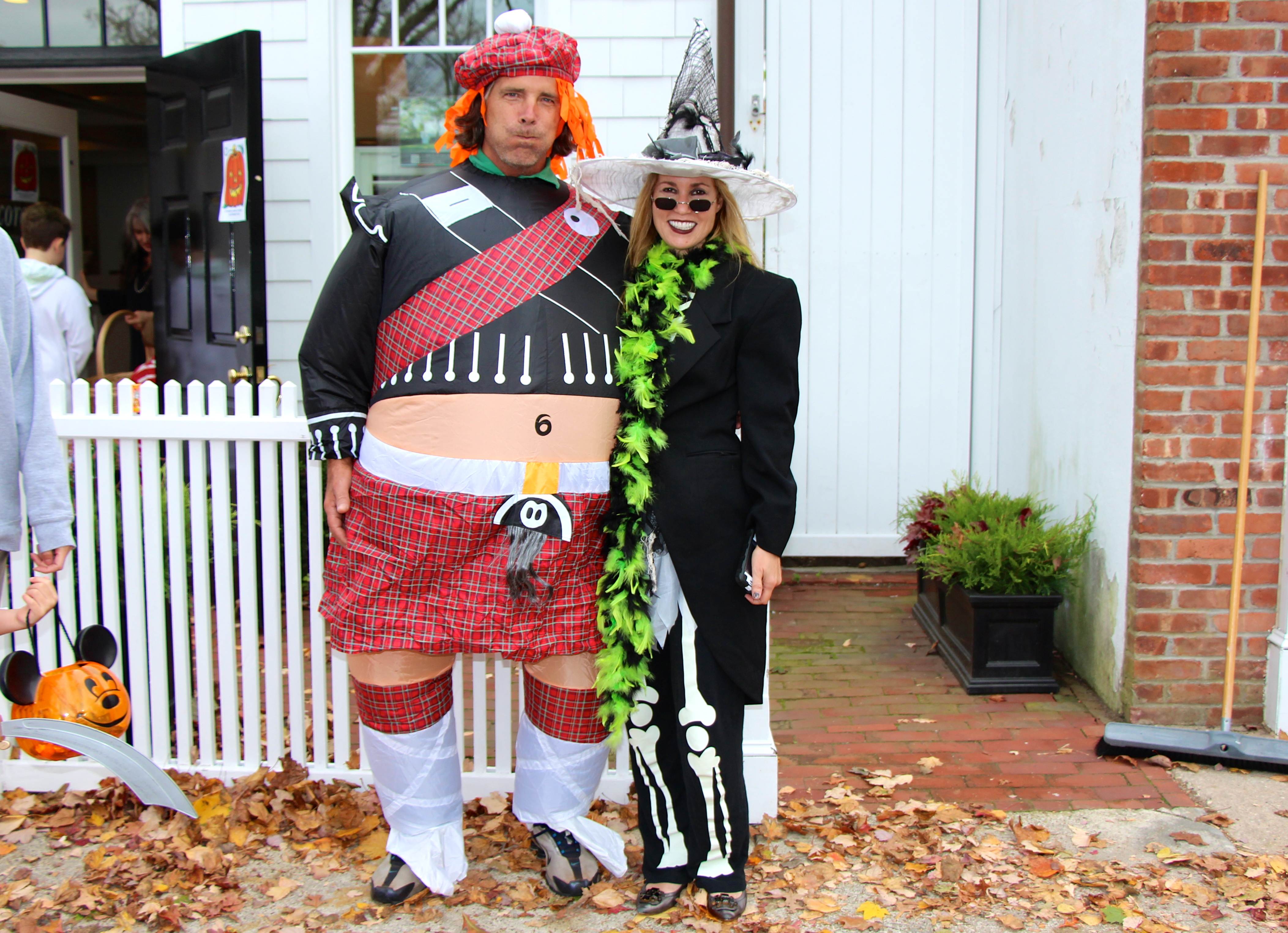 James ...  sc 1 st  KDH&tons & Sag Harboru0027s Page Restaurant Hosts Halloween Costume Bash - KDHamptons