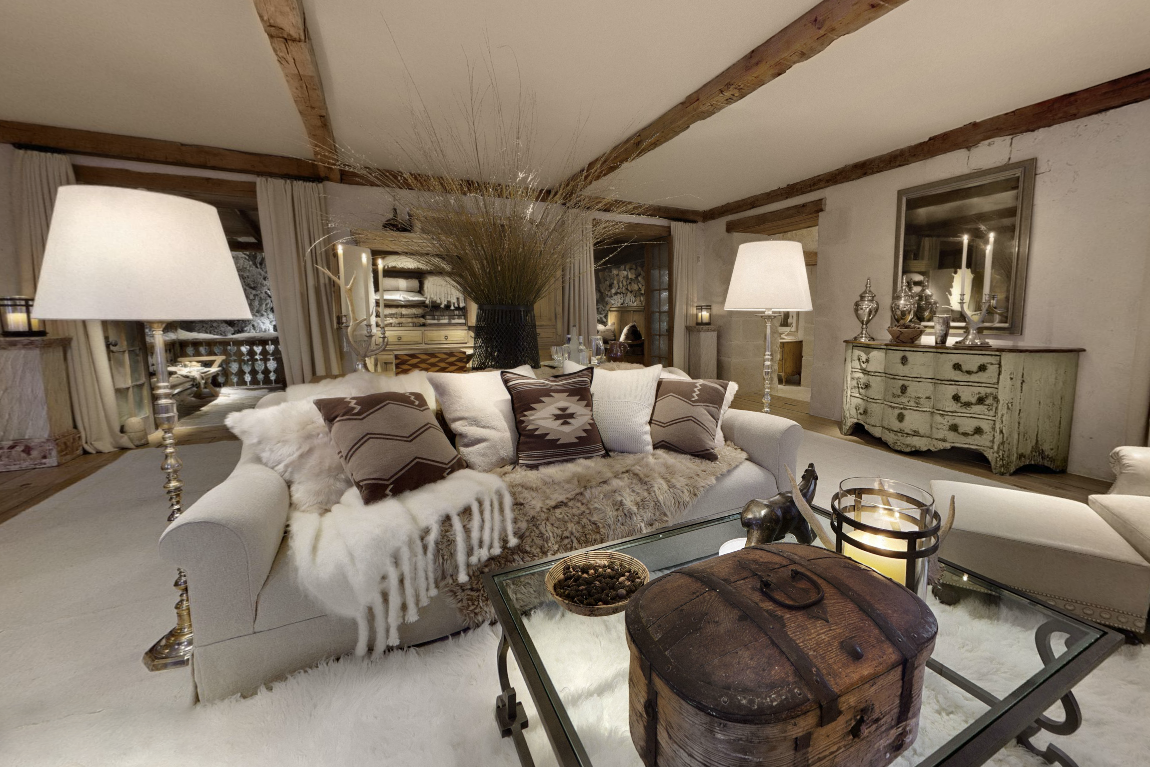 Kdh design obsession the new ralph lauren alpine lodge for Alpine home designs