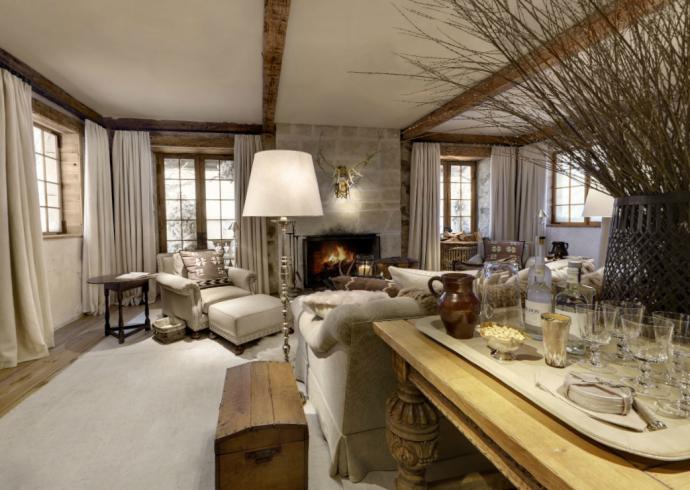 Kdh Design Obsession The New Ralph Lauren Alpine Lodge