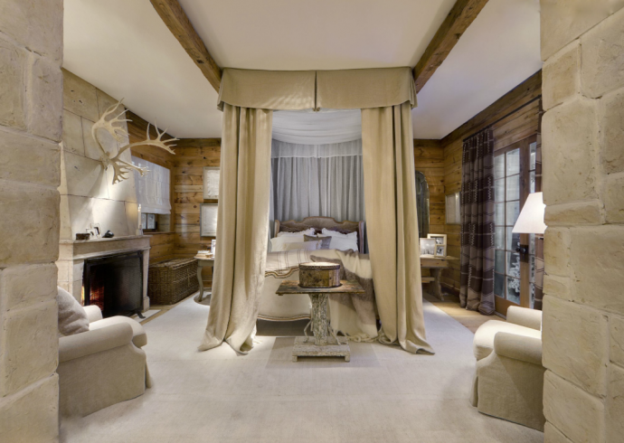 Kdh Design Obsession The New Ralph Lauren Alpine Lodge
