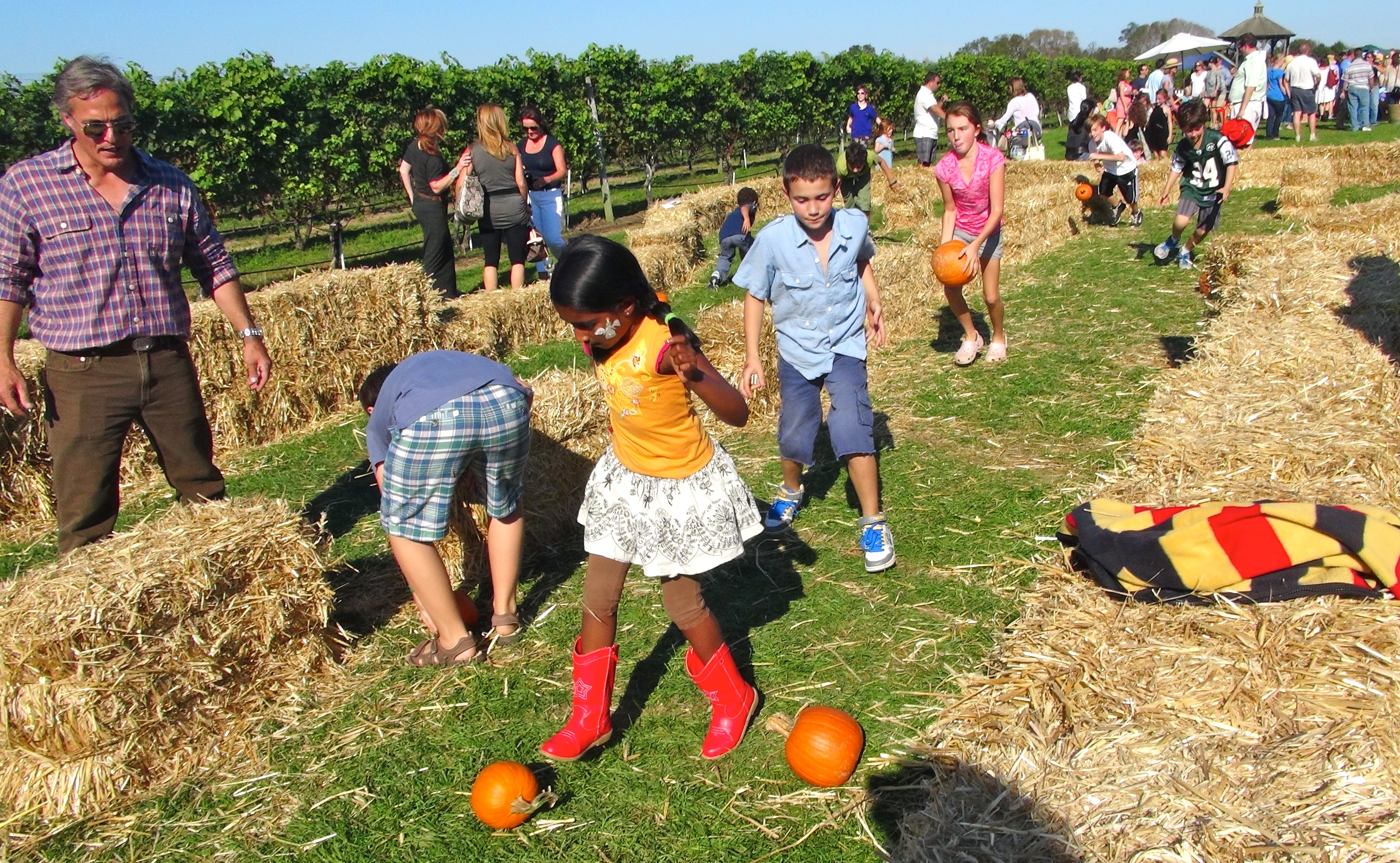 fall festival at sole east in montauk live music kids activities