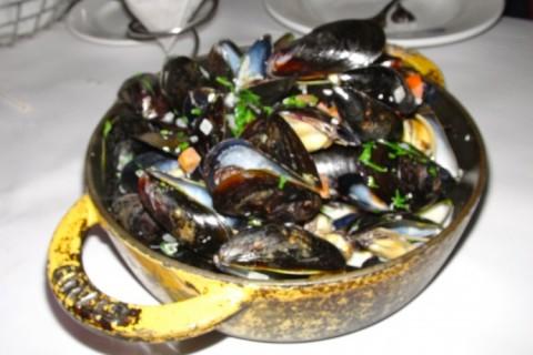 Pierres mussels