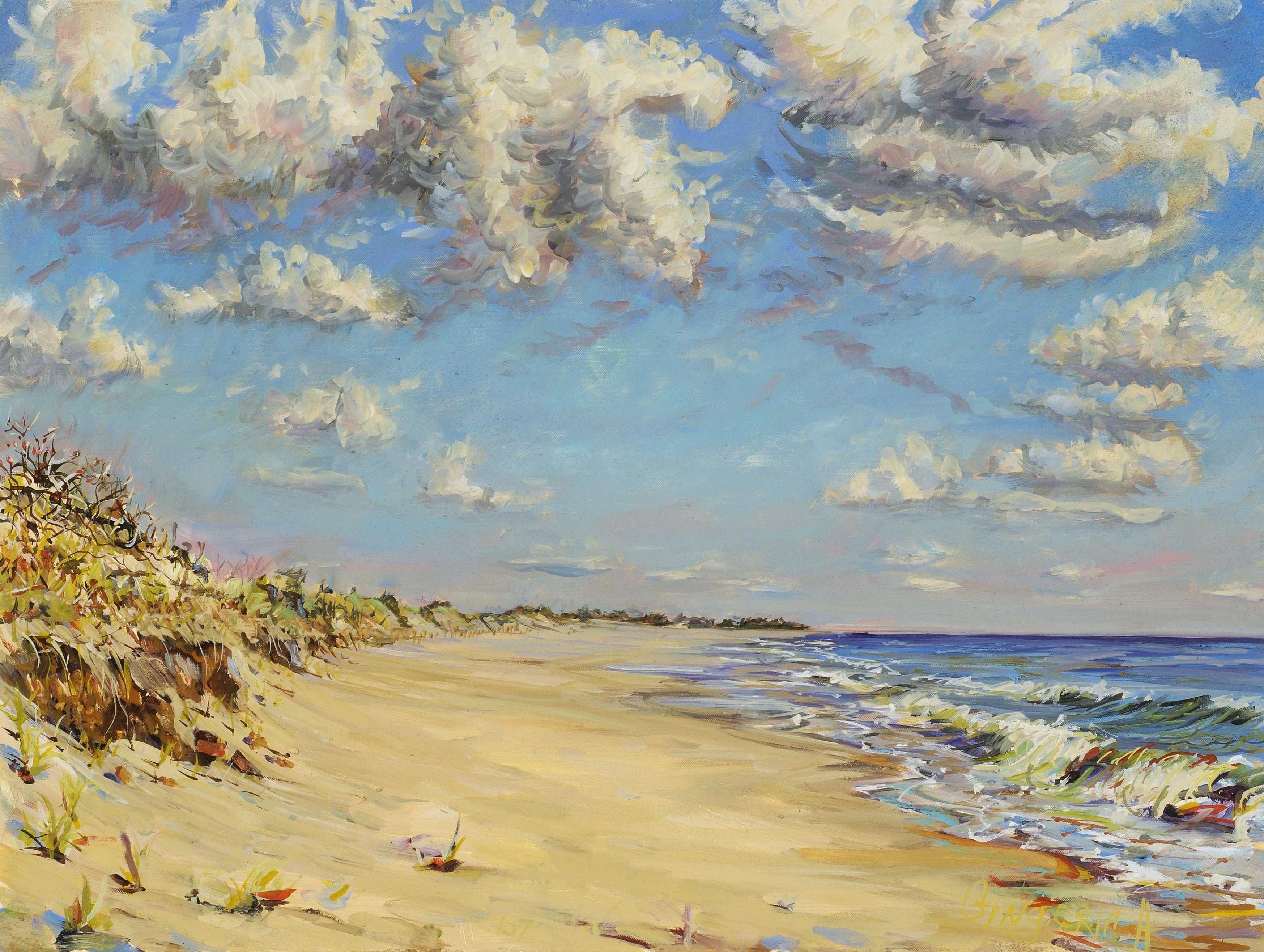 KDHamptons Featured Artist: Bridgehampton Painter Jim Gingerich's ...