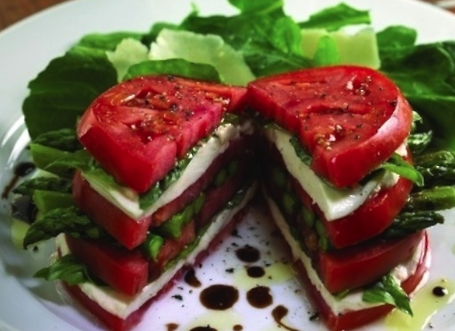 Kdhamptons feast end looking for a delicious new spin on a healthy kdhamptons feast end looking for a delicious new spin on a healthy lunch try this asparagus caprese sandwich kdhamptons sisterspd