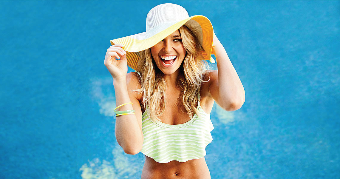 kdhamptons fitness the best amp worst foods for your bikini