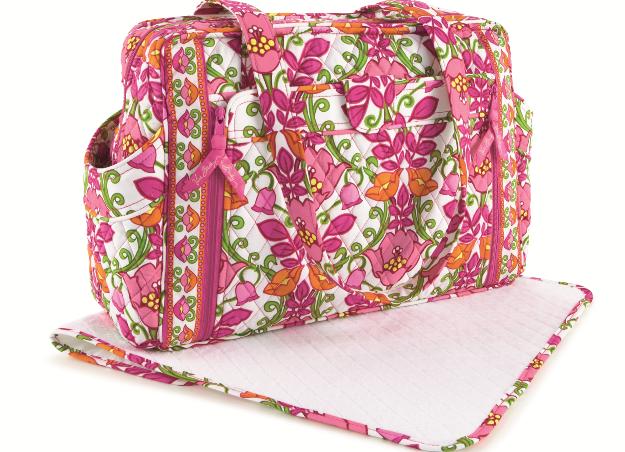 Kdhamptons Fashion Giveaway Win A Vera Bradley Baby Bag