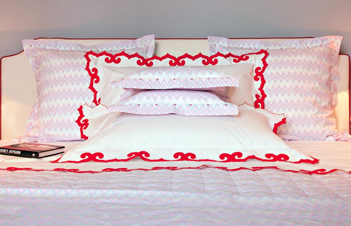 Kdhamptons Home Pratesi S Perfect Pretty New Bed Linens