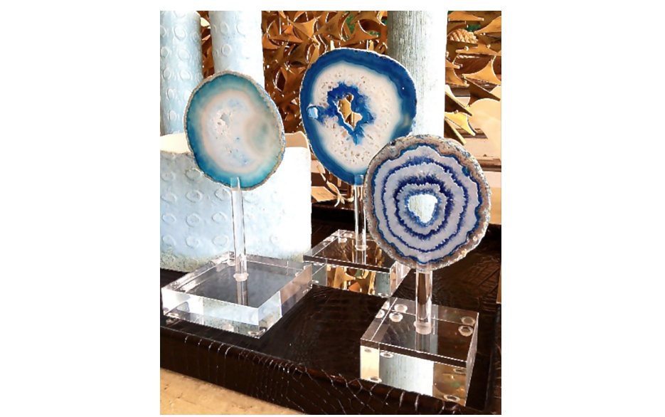 New Kdhamptons Home Design Trend It S All About Agate