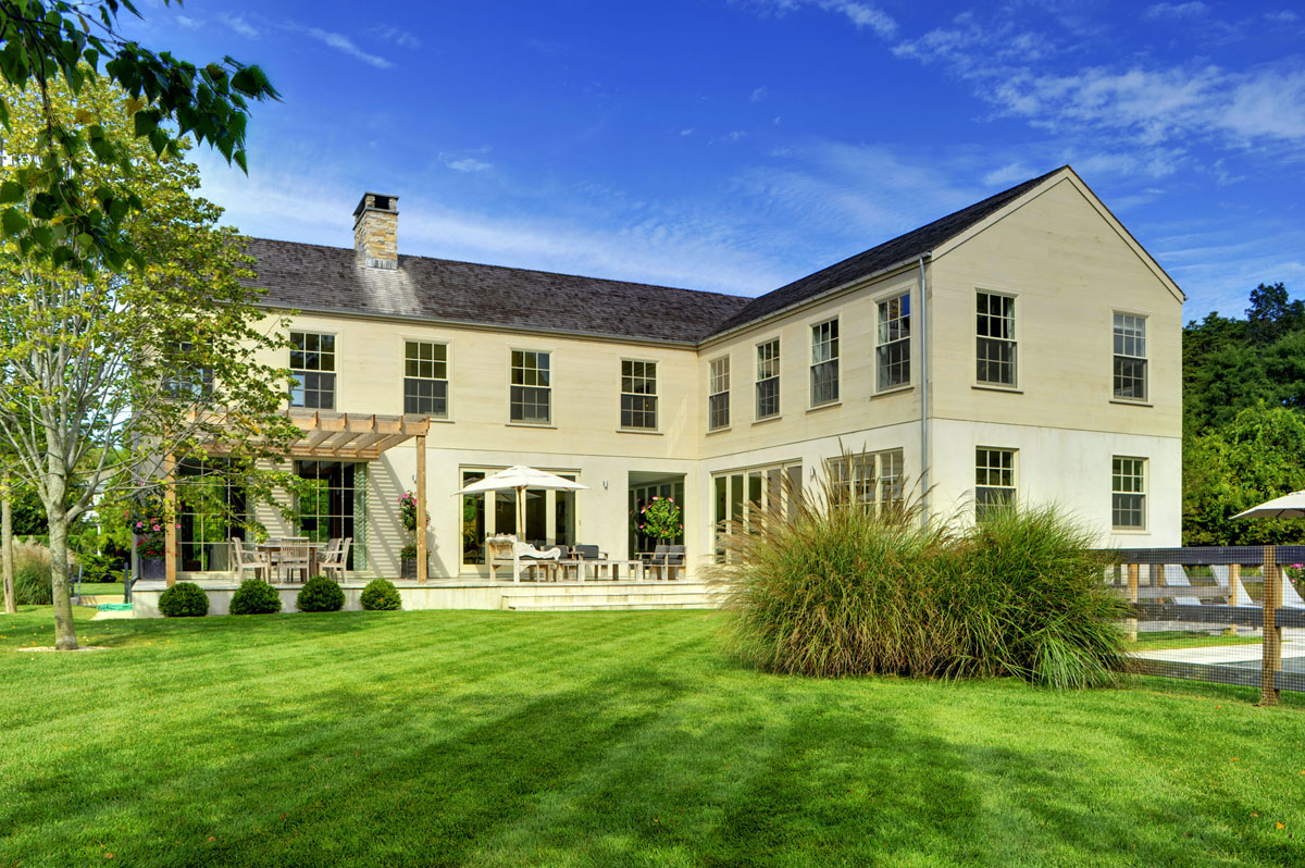 New Kdhamptons Featured Home A Modern Manor House At 4