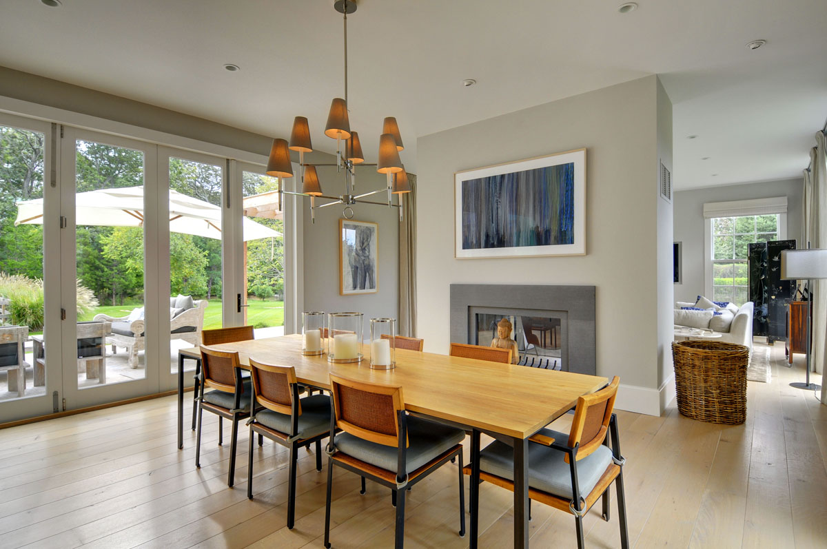 Kdhamptons new featured property a modern manor house at - Chaises contemporaines design ...