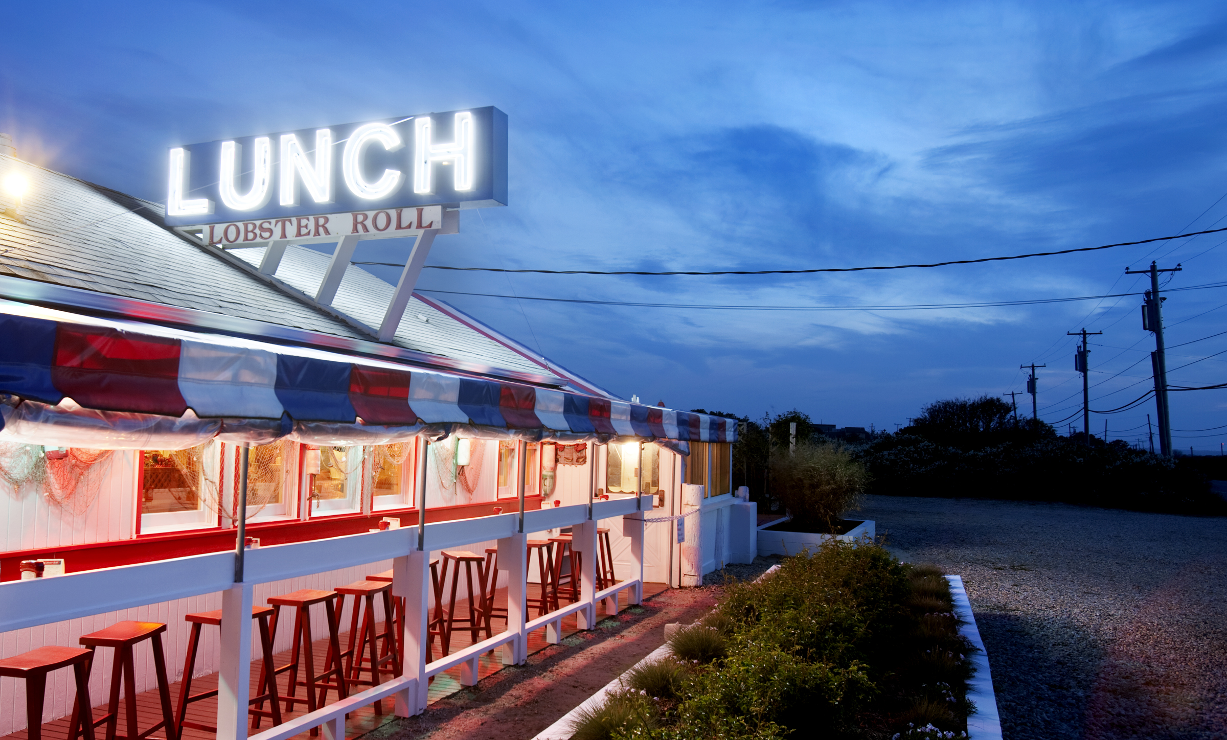 East Hampton Seafood Restaurants
