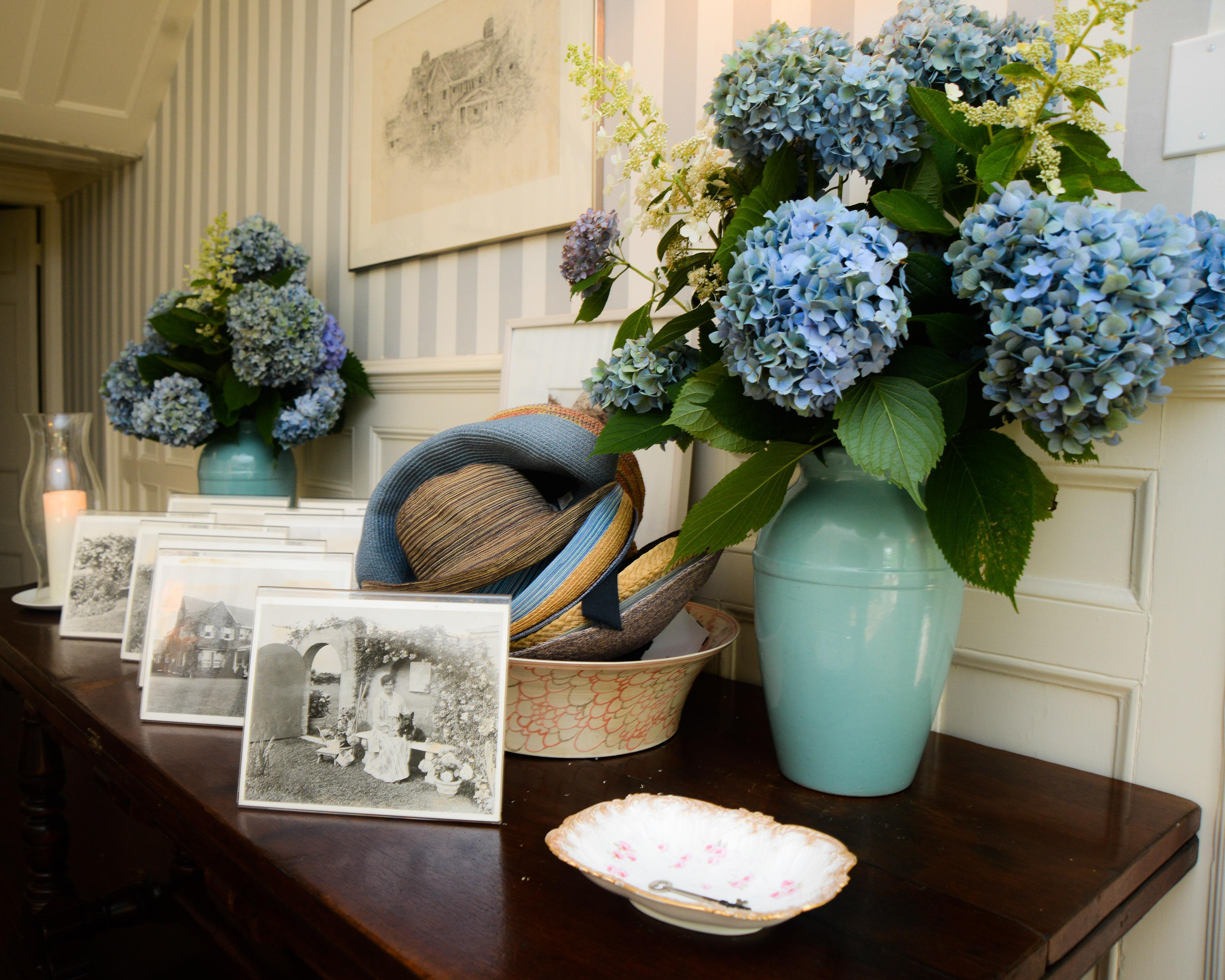 Original photos of the Beales at Grey Gardens
