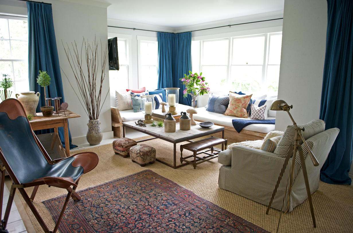 KDHamptons AtHome Design Diary Rita Schragers Gorgeous Guest