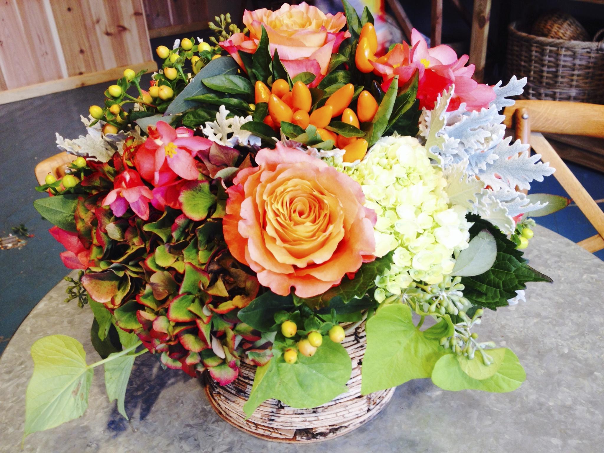 Fall Flower Power 10 Top Thanksgiving Arrangement Ideas
