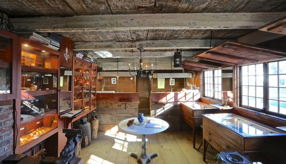 Pelletreau Shop interior