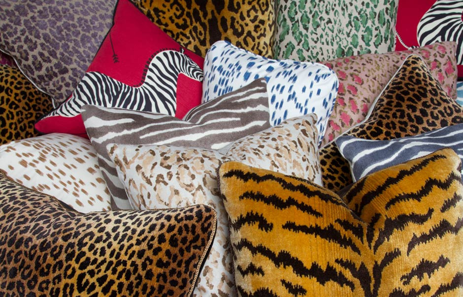 Kdhamptons Home Go Wild For Artemisia Animal Print Decor