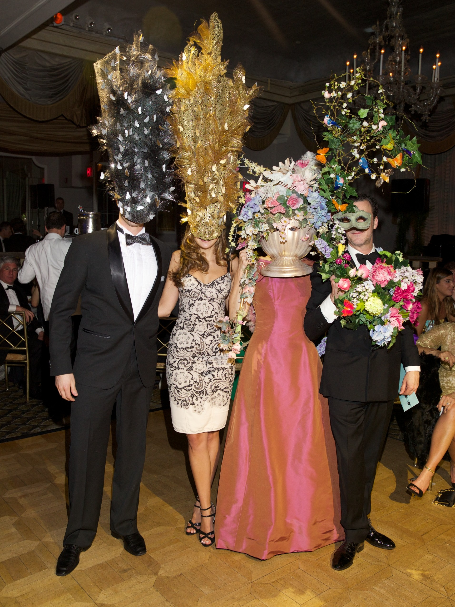 5c7e832f0fcb On Friday, April 4, at The Pierre in New York City, 515 glamorous  supporters gathered at the Save Venice annual masked Ball, Un Ballo in  Maschera, ...