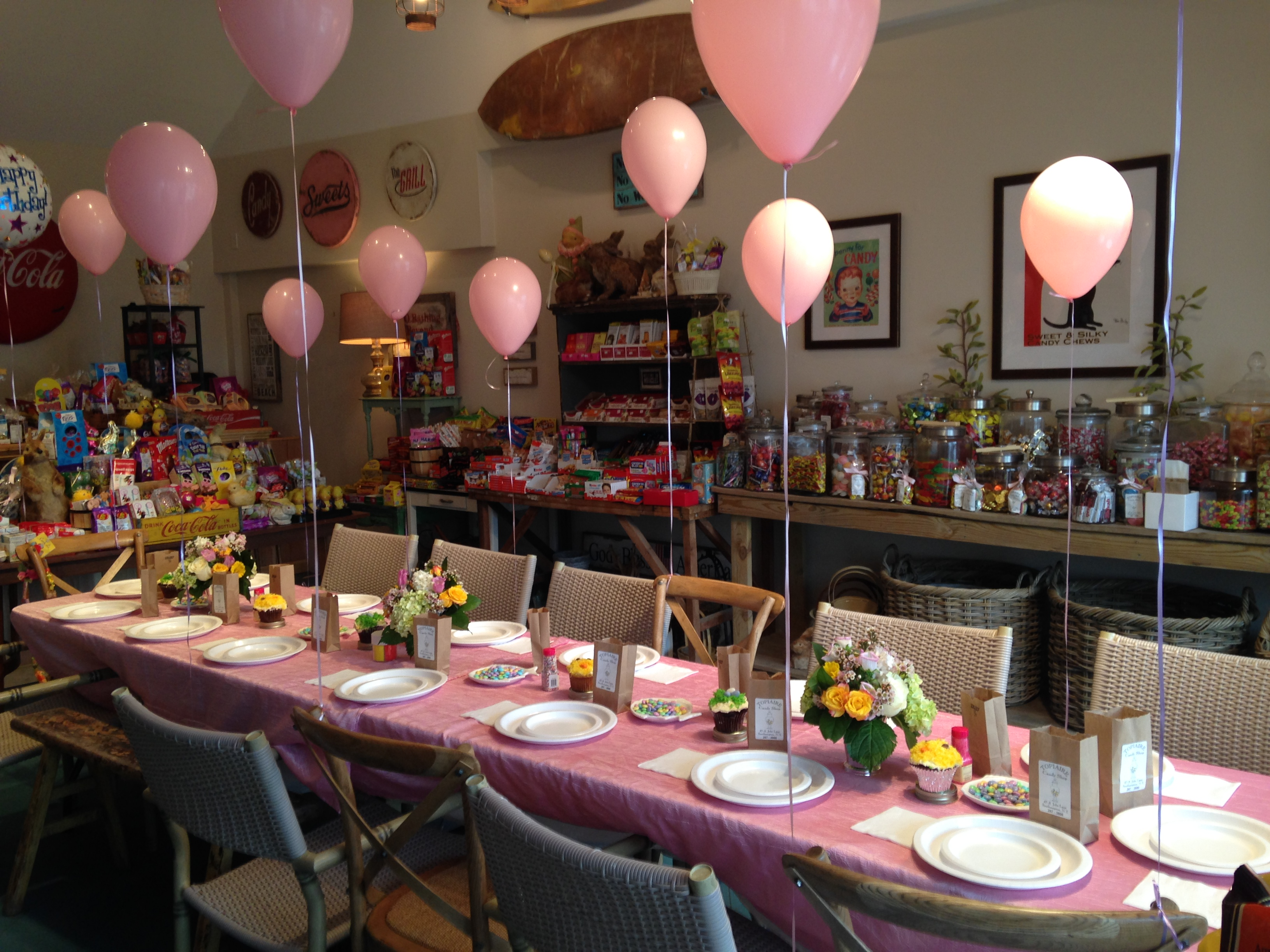 this sugary southampton shop isnt just for snacking on sweet treats erin tells kdhamptons i recently hosted and easter cupcake party for my daughter - Cupcake Decorating Party