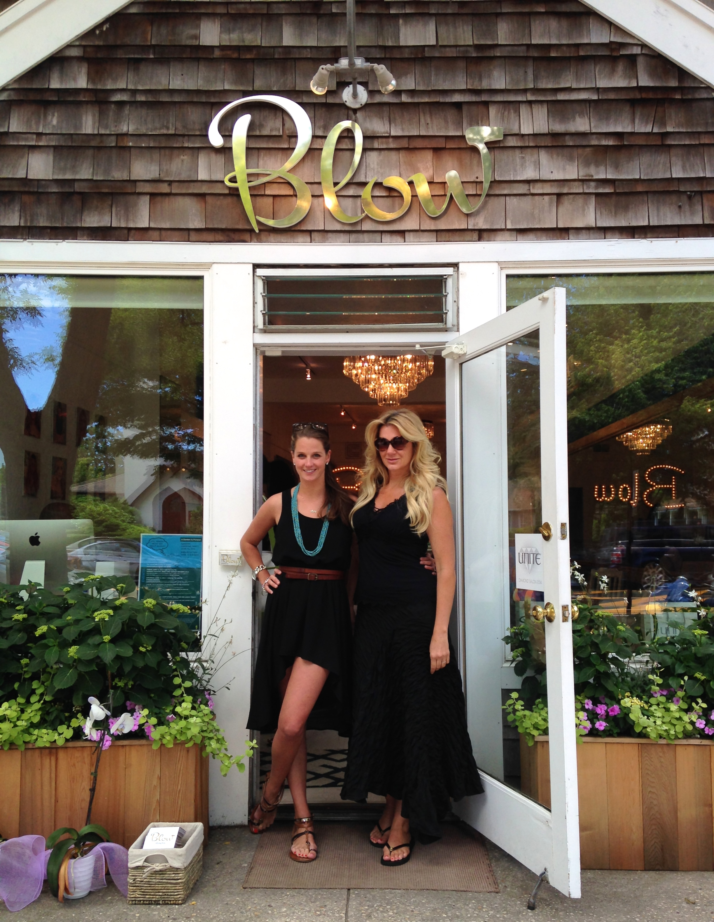 Kdhamptons beauty news blow hampton salon opens second for 27 hampton salon
