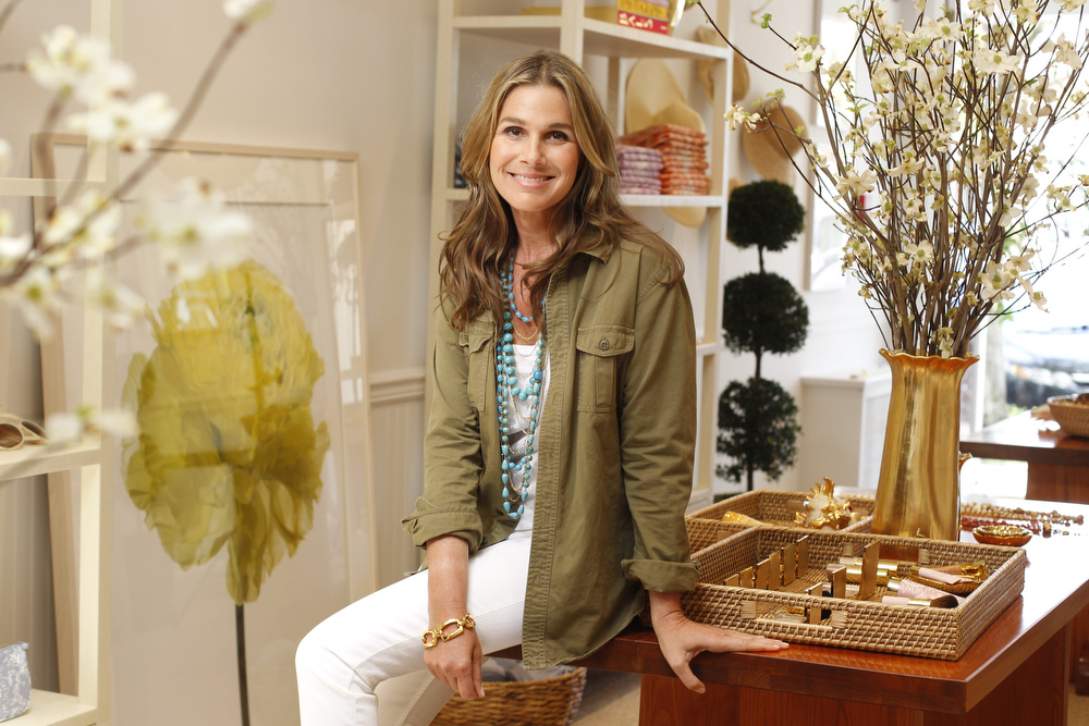 NEW KDHamptons Fashion Diary Aerin Lauders Chic Summer