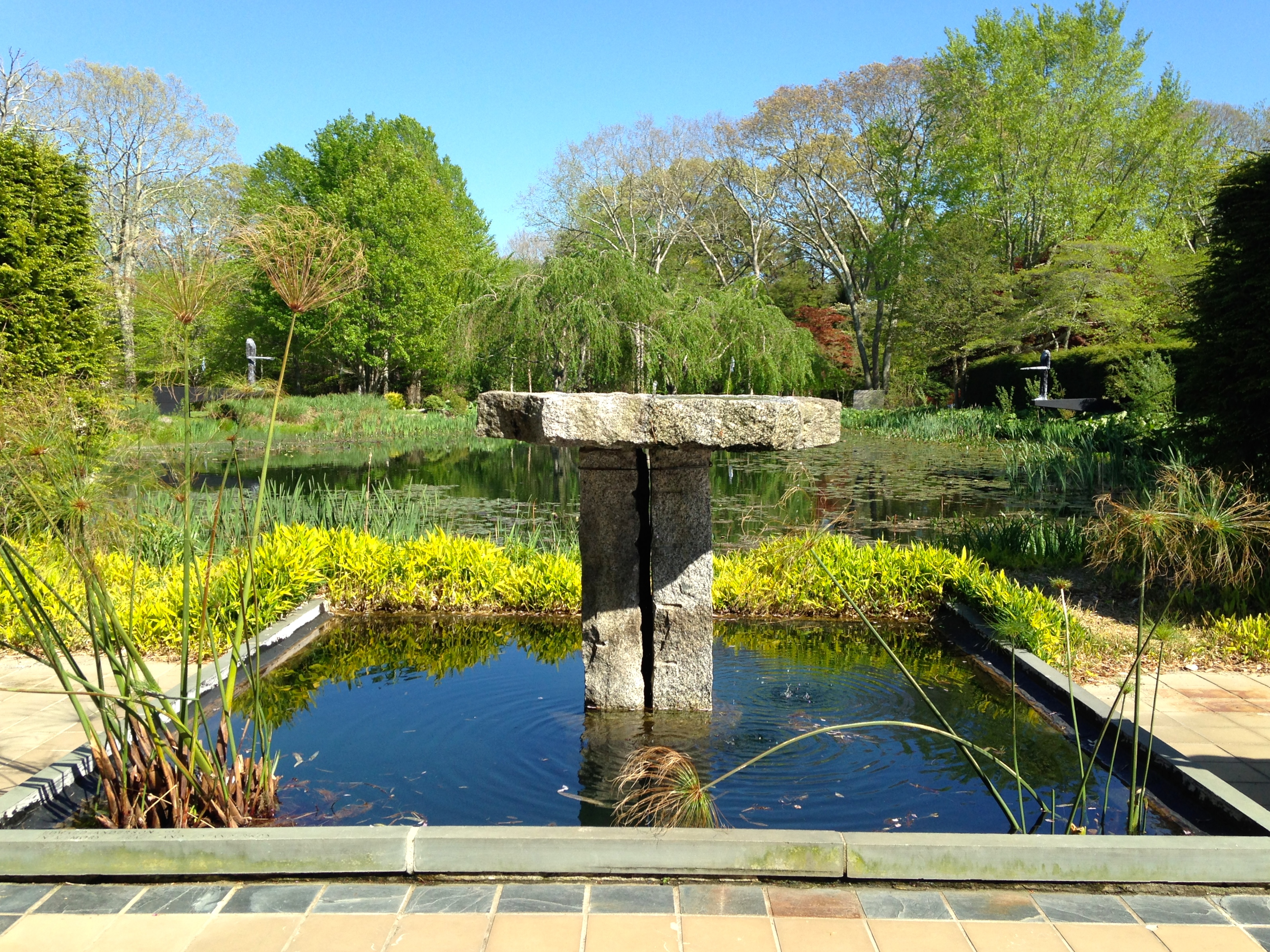 Kdhamptons garden diary enter the longhouse reserve for Garden design instagram