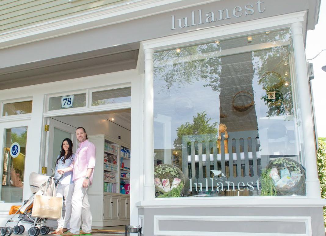 Kidhampton News Luxe Baby Store Lullanest Opens In East Hampton