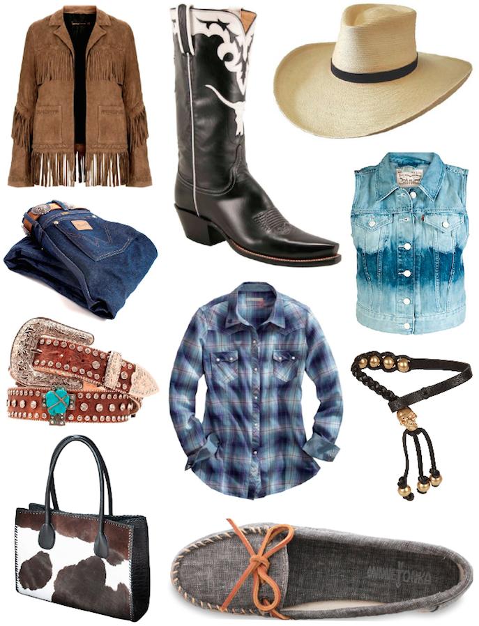 wild wild west style