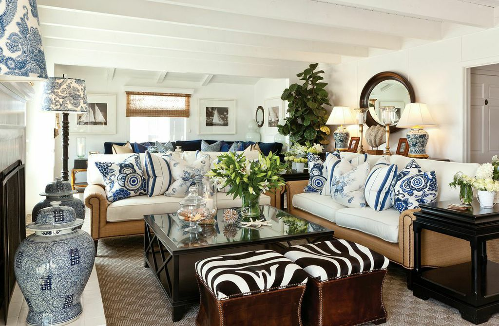 Kdhamptons Design Diary Barclay Butera Brings The Beach