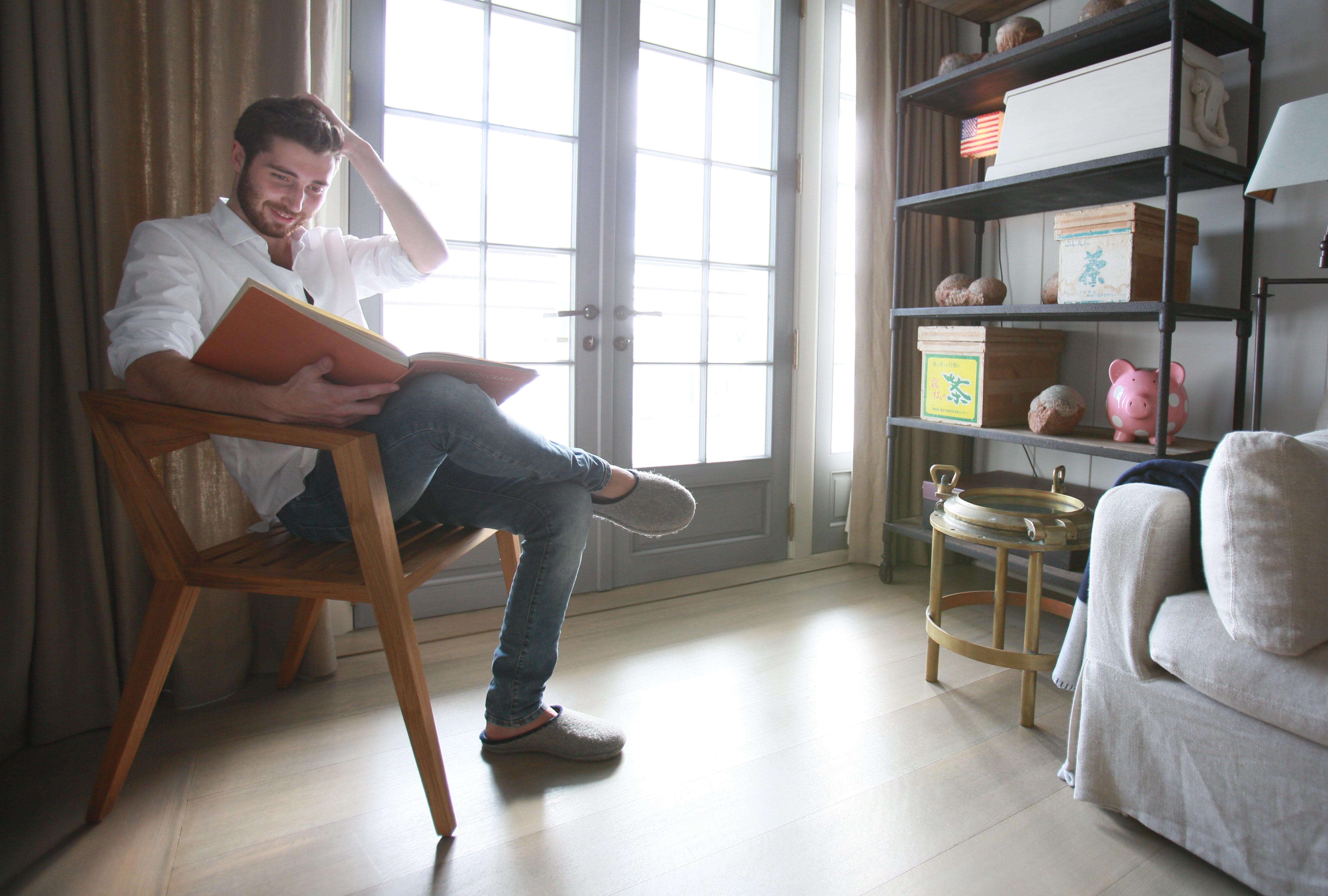 New Kdhamptons Featured Designer Custom Furniture Craftsman Maximilian Eicke Kdhamptons