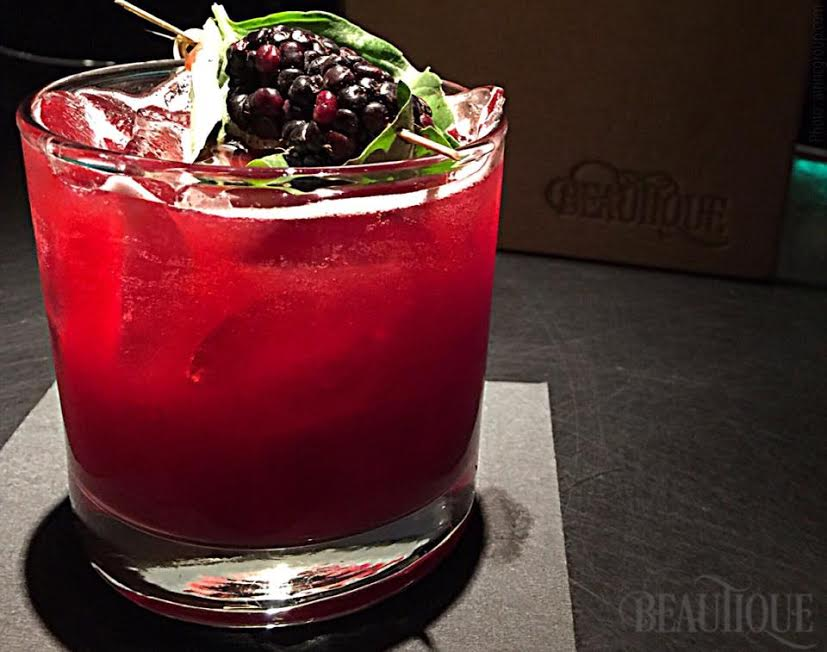 Blackberry Basil Smash - Beautique