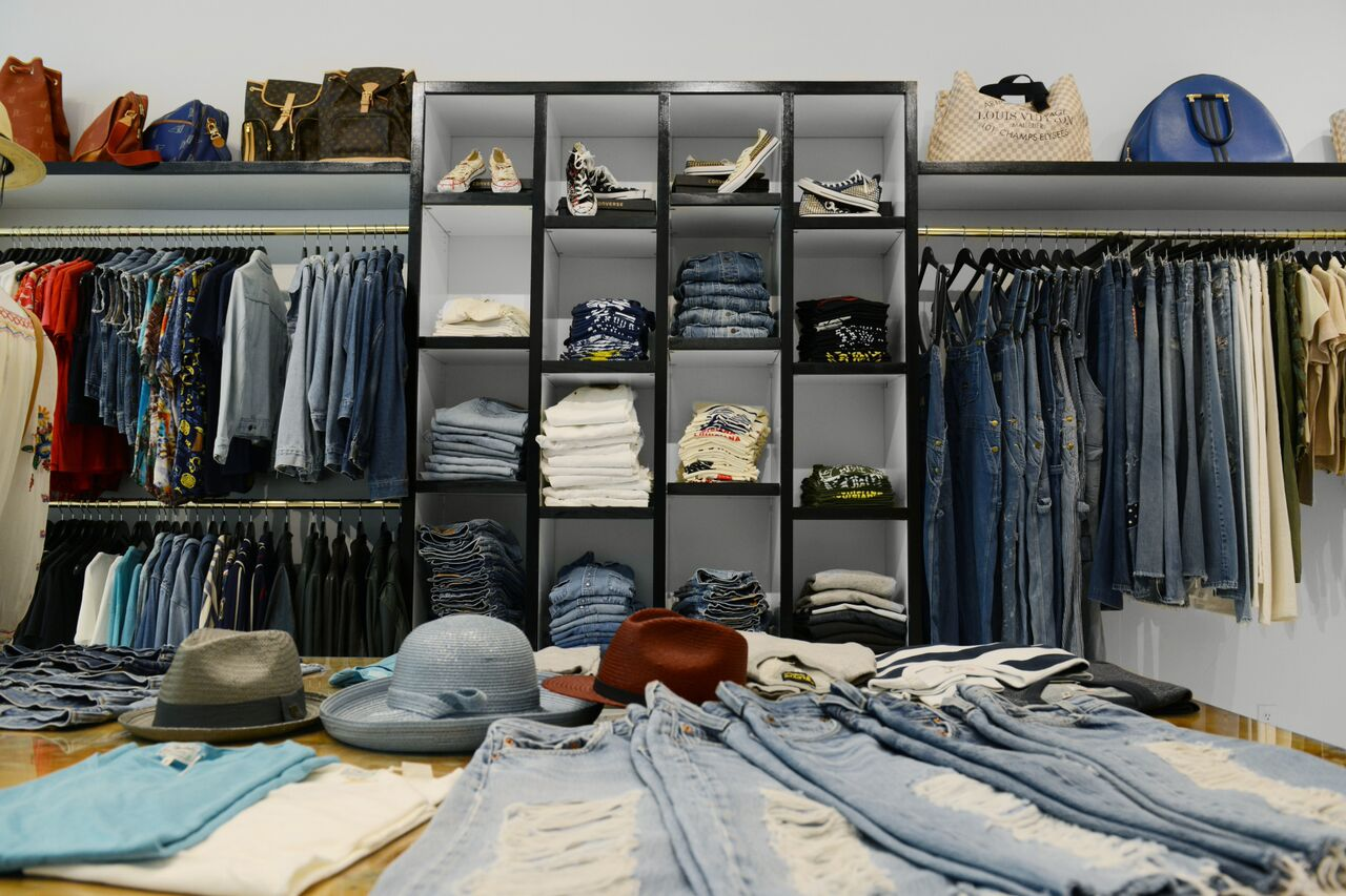 82b0b86b775a4d WGACA is known for having the world's largest collection of vintage Chanel  and Levi's denim. In the East Hampton store, customers and fans of the  brand ...