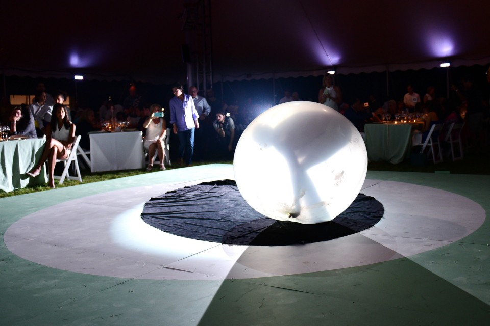 Atmosphere== Circus of Stillness... the power over wild beasts?: The 22nd Annual Watermill Center Summer Benefit & Auction== The Watermill Center, Watermill, NY== July 25, 2015== ©Patrick McMullan== Photo - Sean Zanni/PatrickMcMullan.com== ==