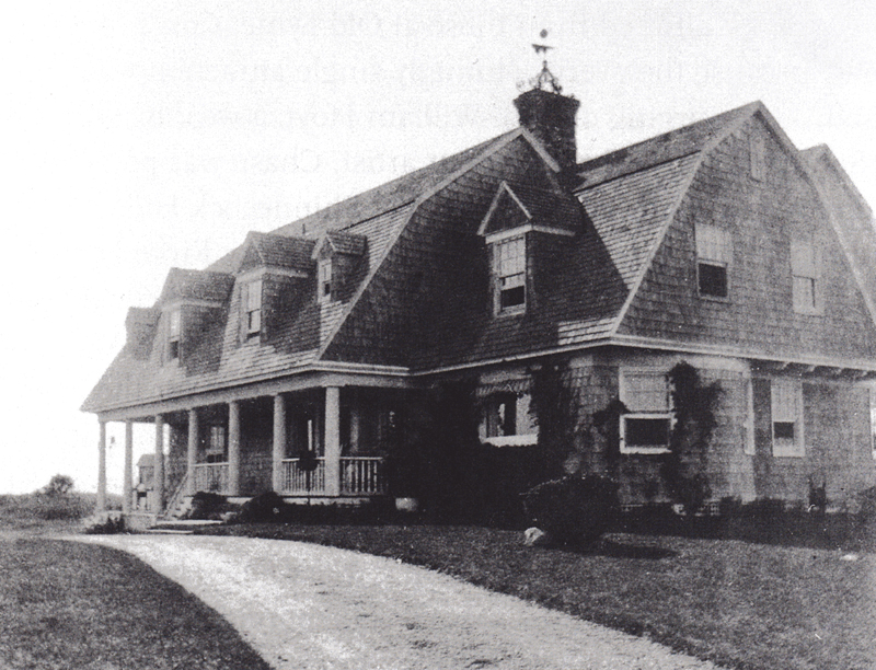 2 Chase Haus in Shinnecock Hills c 1900