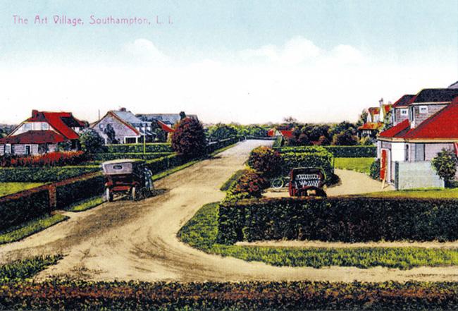 5 Art Village c 1920