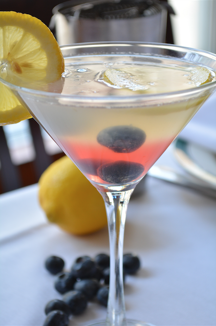 Chef Admir Alibasic - Ben & Jack's Steak House Blueberry Lemonade