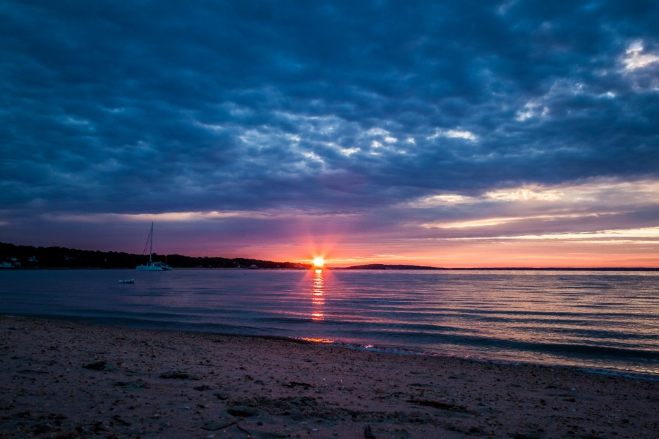 sunset-over-long-beach-sag-harbor
