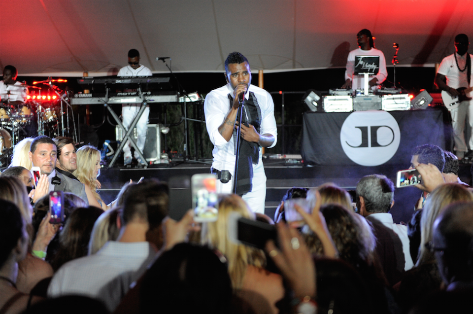 "Jason Derulo Headlines VH1 Save The Music Foundation's ""Hamptons Live"" Benefit"
